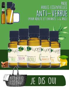 Remède contre les Verrues aux Huiles Essentielles Olyaris Natural Treatments, Doterra, Home Remedies, Skin Care, Homemade, Witch, Recipes, Fashion, Health And Beauty