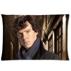 Custom Sherlock Pillowcase Standard Size 20*30Inch(Approximate 50*76 cm) Design Cotton Pillow Case, http://www.amazon.com/dp/B00GYJUFXS/ref=cm_sw_r_pi_awdm_kR8Oub07Z8VTV --//-- geek out!! EEP!!!