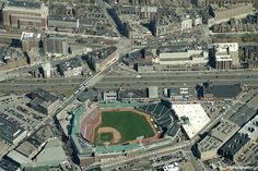 Fenway Park (Red Sox)Btween 1981-97 spent many a day wathing The Boston Red Sox there.Paid $75 for a  1986 World Series bleacher ticket.That THursday night I saw Bruce Hurst & THe Red Sox beat THe New York Metropolitans 4-2