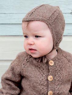 Strikkeopskrift: Djævlehue Grethe - Vores Børn - ALT.dk Knitting For Kids, Baby Knitting Patterns, Knit Crochet, Crochet Pattern, Crochet Hats, Diy Baby, Baby Hats, Knit Cardigan, Hue