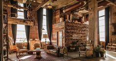 Peter Nappi Studio // Leather Workroom and Showroom