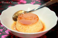 Cook like Priya: Caramel Custard ~ The all time Winner