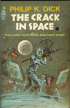Awesome Philip K Dick science fiction covers Science Fiction Books, Pulp Fiction, Philip K Dick, Lois Mcmaster Bujold, Classic Sci Fi Books, Ace Books, Read Books, Sci Fi Novels, Vintage Book Covers
