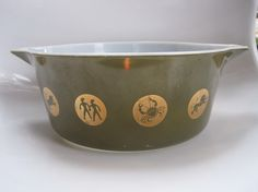 #Pyrex #Zodiac Collectable Bowl $21.50