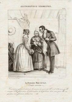 La Premiere Dent de Lait (The First Milk Tooth)