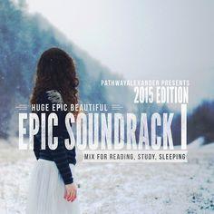 HUGE EPIC BEAUTIFUL SOUNDTRACK MIX FOR READING,STUDY,SLEEPING 2015 EDITION VOLUME I Soundtrack, Chill, Study, Sleep, Reading, Movie Posters, Movies, Beautiful, Films