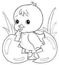 This Pin was discovered by Tri Easter Coloring Pages, Colouring Pages, Coloring Pages For Kids, Coloring Sheets, Coloring Books, Art Drawings For Kids, Animal Drawings, Cute Drawings, Embroidery Patterns