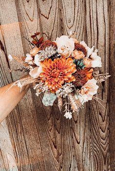 Silk Bridal Bouquet, Flower Bouquet Wedding, Floral Wedding, Wedding Colors, October Wedding, Fall Wedding, Our Wedding, Dream Wedding, Cute Wedding Ideas