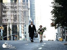 Güne #LeonTheProfessional (1994) filminden #BirReplik ile devam ediyoruz. http://bit.ly/1LRRa03