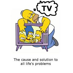 The Simpsons Fan Art: bart and homer simpson The Simpsons, Simpsons Quotes, Homer Simpson Quotes, Ralph Wiggum, Homer And Marge, Favorite Tv Shows, My Favorite Things, Futurama, Caricatures
