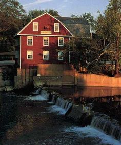 War Eagle Mill  In War Eagle on CR 98 south of Rt 12 by 1.3 miles.  Benton Co - AR