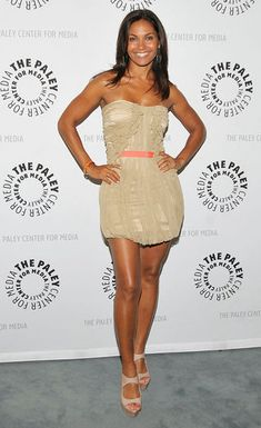 Salli Richardson--don't hear much about her these days, but see she's still gorgeous as ever :)