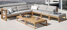 """Lounge Gartenmöbel """"Vinci"""" online kaufen bei thomasgardener.de"""
