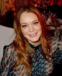 Lindsay Lohan is feeling nostalgic.