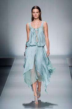 Blumarine at Milan Fashion Week Spring 2013