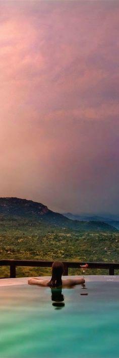 Bongani Mountain Lodge....Mthethomusha Game Reserve...South Africa