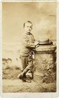 Antique Photos Vintage Pop Up Genealogy Carte De Visite Old Popup Family Trees History