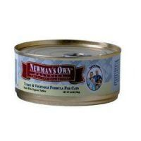 Newmans Own Organics Adult Turkey  Vegetable Formula Canned Cat Food ** This is an Amazon Affiliate link. Check out this great product.
