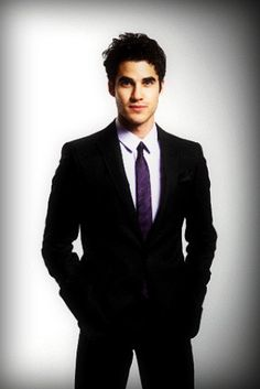 """Darren Criss, everyone thought I was weird when I gushed over """"the cute harry potter"""" but now look at you."""