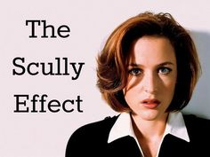 """The Scully Effect: How """"X-Files"""" Helped Mainstream Women In STEM Careers"""