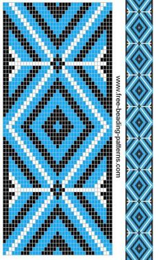 20 Native American Beadwork Patterns, Don't you love free beadwork patterns? Who doesn't - especially when they are organized based on the stitch type and created by some of the top na. Beading Patterns Free, Seed Bead Patterns, Peyote Patterns, Weaving Patterns, Beading Ideas, Beading Supplies, Doily Patterns, Bracelet Patterns, Dress Patterns