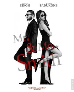 This Instagram Account Photoshops Ranveer And Deepika Into Hollywood Movie Posters
