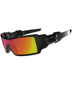 aacb64d6dbe Oakley Oil Rig Sunglasses - Men s Accessories in Polished Black