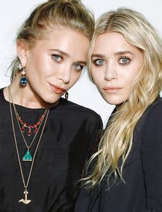 mary kate ashley oslen maxi earrings necklace