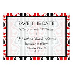 Maori Kowhaiwhai New Zealand Wedding 5x7 Paper Invitation Card
