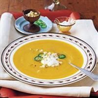 Apple Butternut Squash Soup