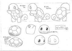 Resultado de imagem para model sheet pokemon