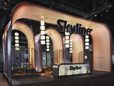 Skyline Exhibitor TRade Show Exhibit www.skyline.com