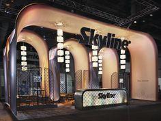 Skyline Exhibitor TRade Show Exhibit www.skyline.com