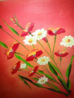 Plants, Painting, Art, Painting Art, Flora, Paintings, Kunst, Plant, Paint