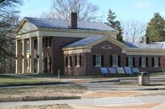 Shiloh National Military Park Visitors Center, Shiloh, TN - by jake_brake2007