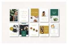 Ellen Wild / Pinterest Posts by Mirazz on @creativemarket Layer Pictures, Indesign Templates, Graphic Design Studios, Social Media Template, Creative Business, Color Change, Colorful Backgrounds, Fashion Bloggers
