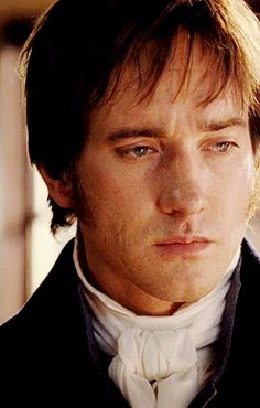 Matthew Macfadyen as Mr. Darcy in Pride & Prejudice