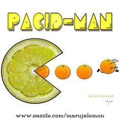 PACID-MAN Chart, Concept