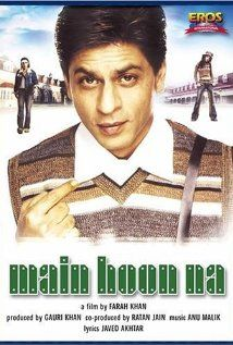 Main Hoon Na - 2004 Enter the vision for. Action Type and Films Original is name Main Hoon Na. Main Hoon Na, Download Free Movies Online, Free Movie Downloads, Srk Movies, Comedy Movies, 2017 Movies, Movie Film, Best Bollywood Movies, Bollywood Actors