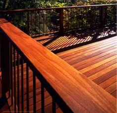 Treat your hardwood deck with #Penofin Hardwood Formula. #mostbeautiful