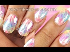 Gorgeous nails and fun nail art can both be creatively and visually satisfying! With this nail art tutorial you can bring the sparkle and the spectrum of colours of a shattered glass right onto your nail! Let us learn here how to create the look. You will need: – white base coat; – sponge; – …