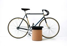 Degree + Biascagne Cicli - Kristalia #bycicle #storage #bedsit