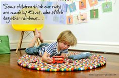 Check out lots of fun and colourful decorating ideas for kids bedrooms at www.happyaslarrydesigns.com
