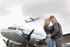 Amazing pre-wedding shoot from Lena Larsson!  The couple are both pilots by profession.  http://lenalarsson.com/infor-brollop-barcelona/