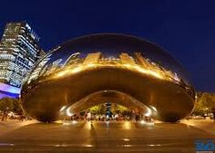 Chicago, cloudgate