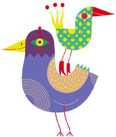 print & pattern: ILLUSTRATION - camilla falsini