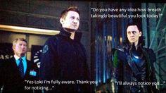 The Avengers Humor