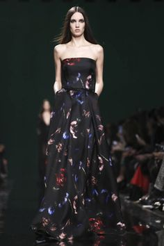 Elie Saab Ready To Wear Fall Winter 2014 Paris - NOWFASHION