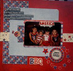 American the beautiful - Scrapbook.com