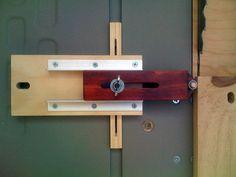 Thin strip table saw jig - by FreddyS @ LumberJocks.com ~ woodworking community